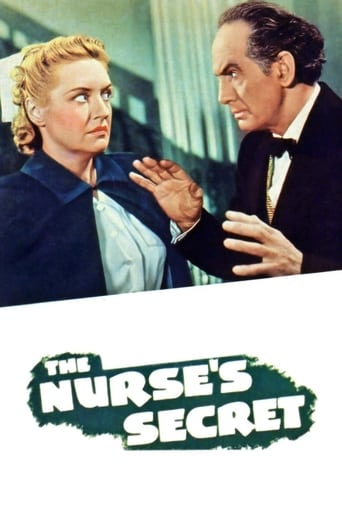 Poster of The Nurse's Secret