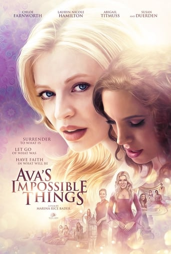 Poster of Ava's Impossible Things