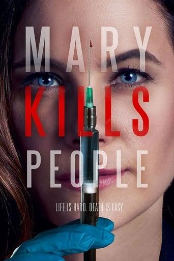 Mary Kills People 3ª Temporada - Poster