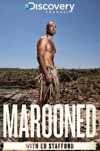 Marooned with Ed Stafford poster
