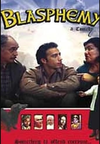 Poster of Blasphemy the Movie