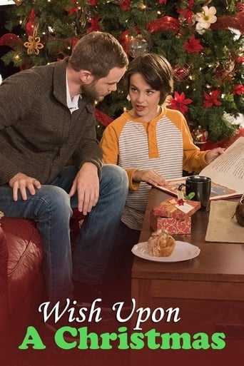 Poster of Wish Upon a Christmas