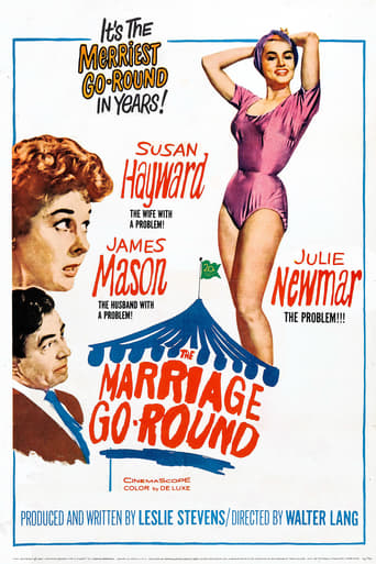 Poster of The Marriage-Go-Round