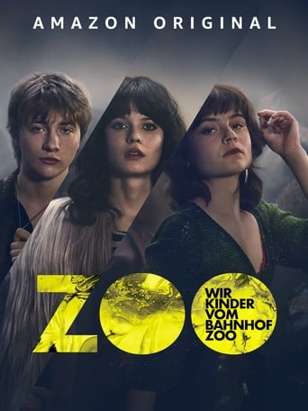 Wir Kinder vom Bahnhof Zoo 1ª Temporada Completa Torrent (2021) Legendado WEB-DL 720p e 1080p Download