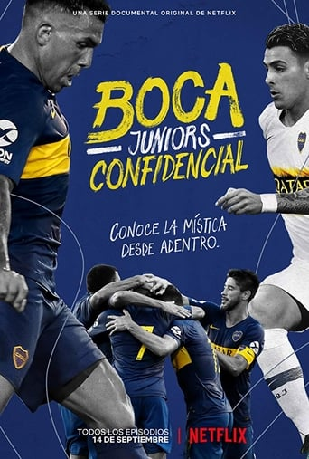 Boca Juniors Confidential 1ª Temporada - Poster