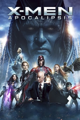 Poster of X-Men: Apocalipsis
