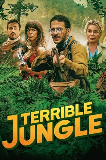 Terrible jungle streaming