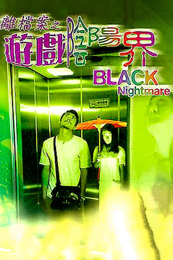 Poster of Black Nightmare