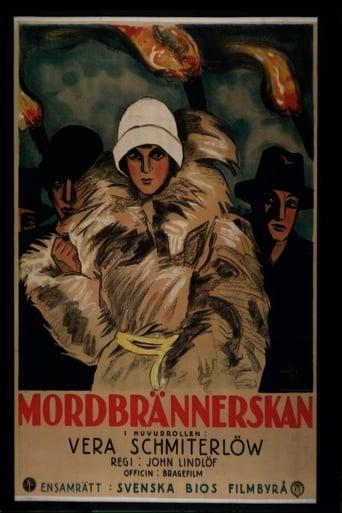 Εξώφυλλο του Mordbrännerskan
