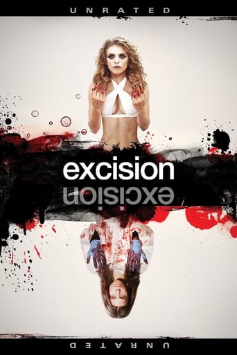 Excision (2012) - poster