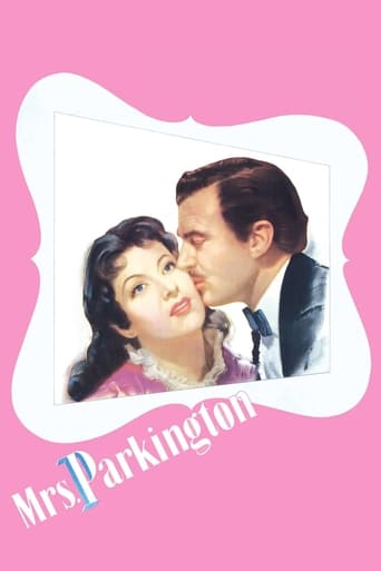 Poster of Mrs. Parkington