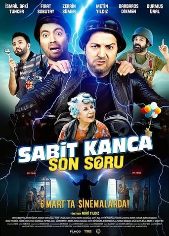 Sabit Kanca 3: The Final Question