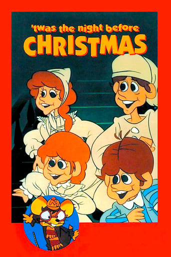 Poster of 'Twas the Night Before Christmas