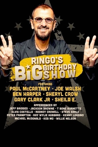 Ringo Starr's Big Birthday Show