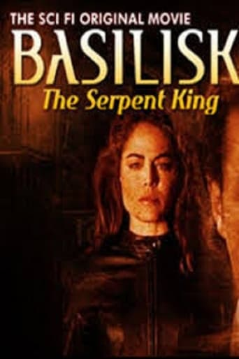 Poster of Basilisco: El rey de la serpiente