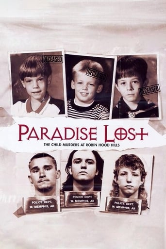 Paradise Lost: The Child Murders at Robin Hood Hills image