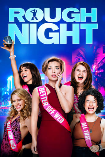 Official movie poster for Rough Night (2017)