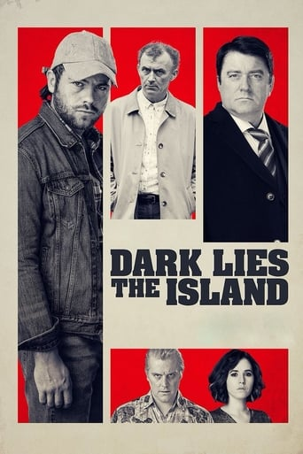 Dark Lies the Island Poster
