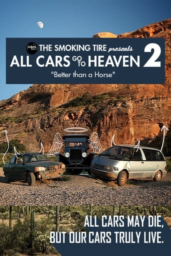 Poster of All Cars Go To Heaven - Volume 2: Better Than A Horse