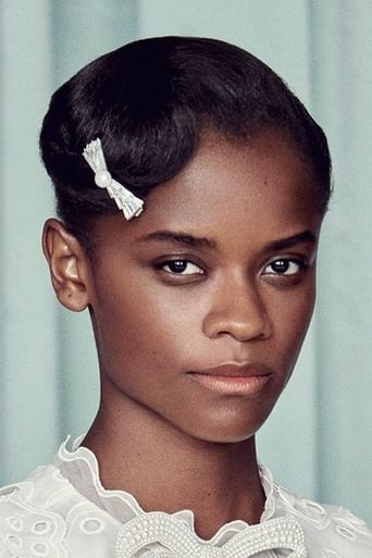 Letitia Wright alias Rebel