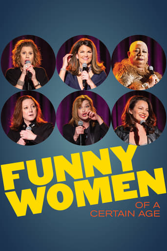 Poster of Funny Women of a Certain Age