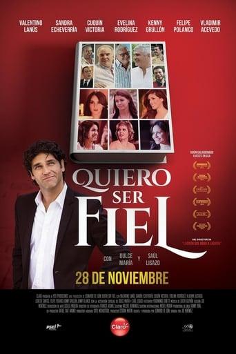Poster of Quiero ser fiel