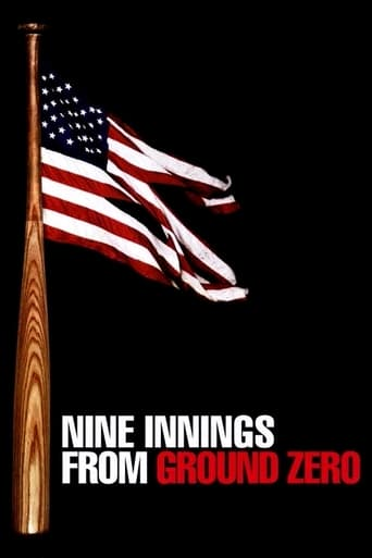 Poster of Nine Innings from Ground Zero