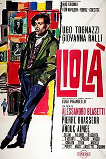 Poster of Liolà