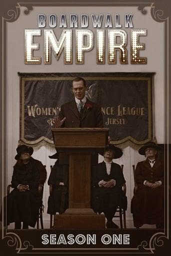 Boardwalk Empire O Império do Contrabando 1ª Temporada - Poster