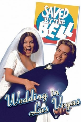 Poster of Saved by the Bell: Wedding in Las Vegas