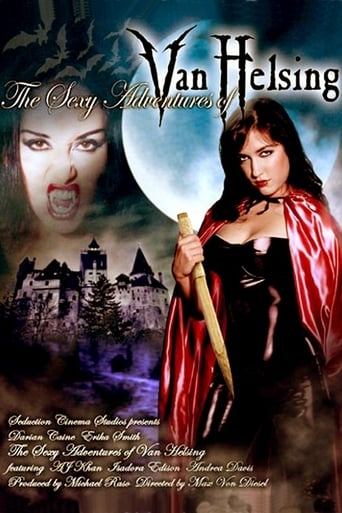 Poster of Sexy Adventures of Van Helsing