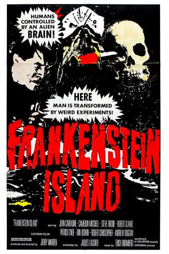 Poster of Frankenstein Island