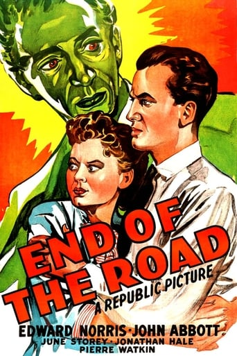 Poster of End of the Road