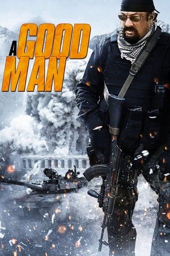 A Good Man (2014) - poster