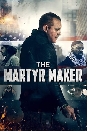 The Martyr Maker Movie Poster