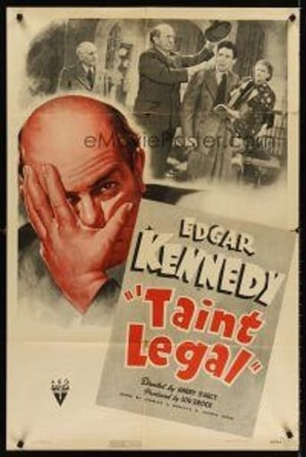 Poster of 'Taint Legal