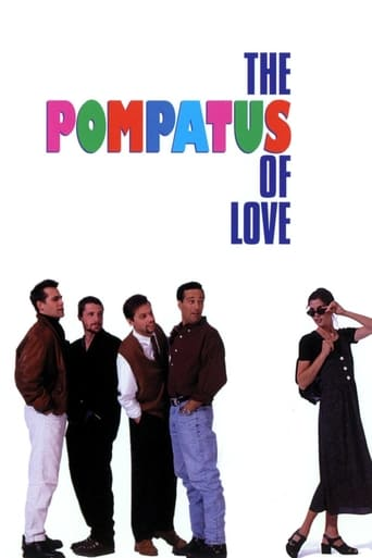 Poster of The Pompatus of Love