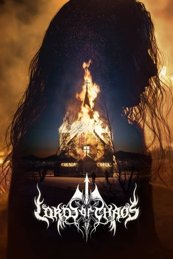 Poster of Lords of Chaos