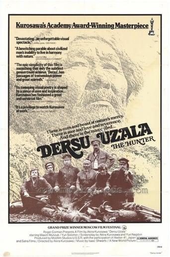Poster of Dersu Uzala