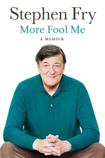 Poster Stephen Fry Live: More Fool Me