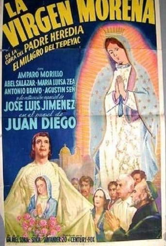 Poster of La vírgen morena