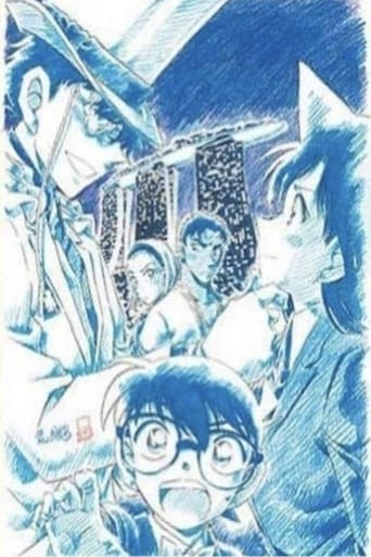 Detective Conan : the fist of blue sapphire