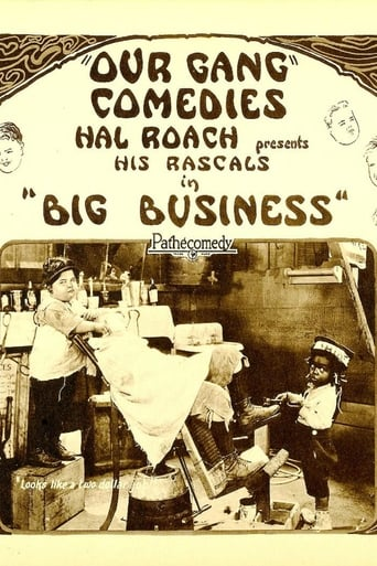 Poster of Big Business