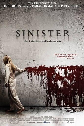 Sinister - Wenn Du ihn siehst, bist Du schon verloren