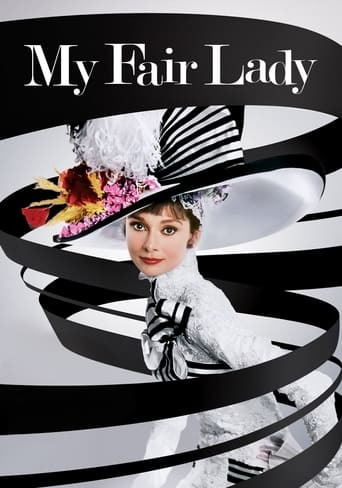 Poster of My Fair Lady (Mi bella dama)