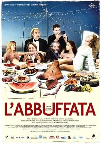 Poster of L'abbuffata