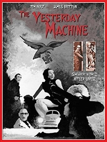 Poster of The Yesterday Machine