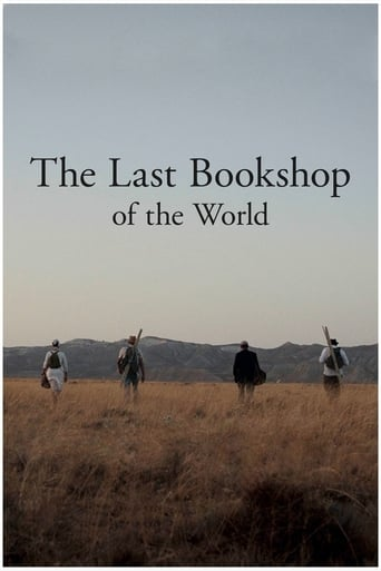The Last Bookshop of The World Movie Poster