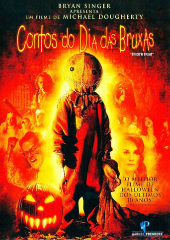 Poster of Contos do Dia das Bruxas