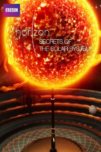 Poster of Secrets of the Solar System